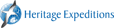 heritage Expeditions | Logo