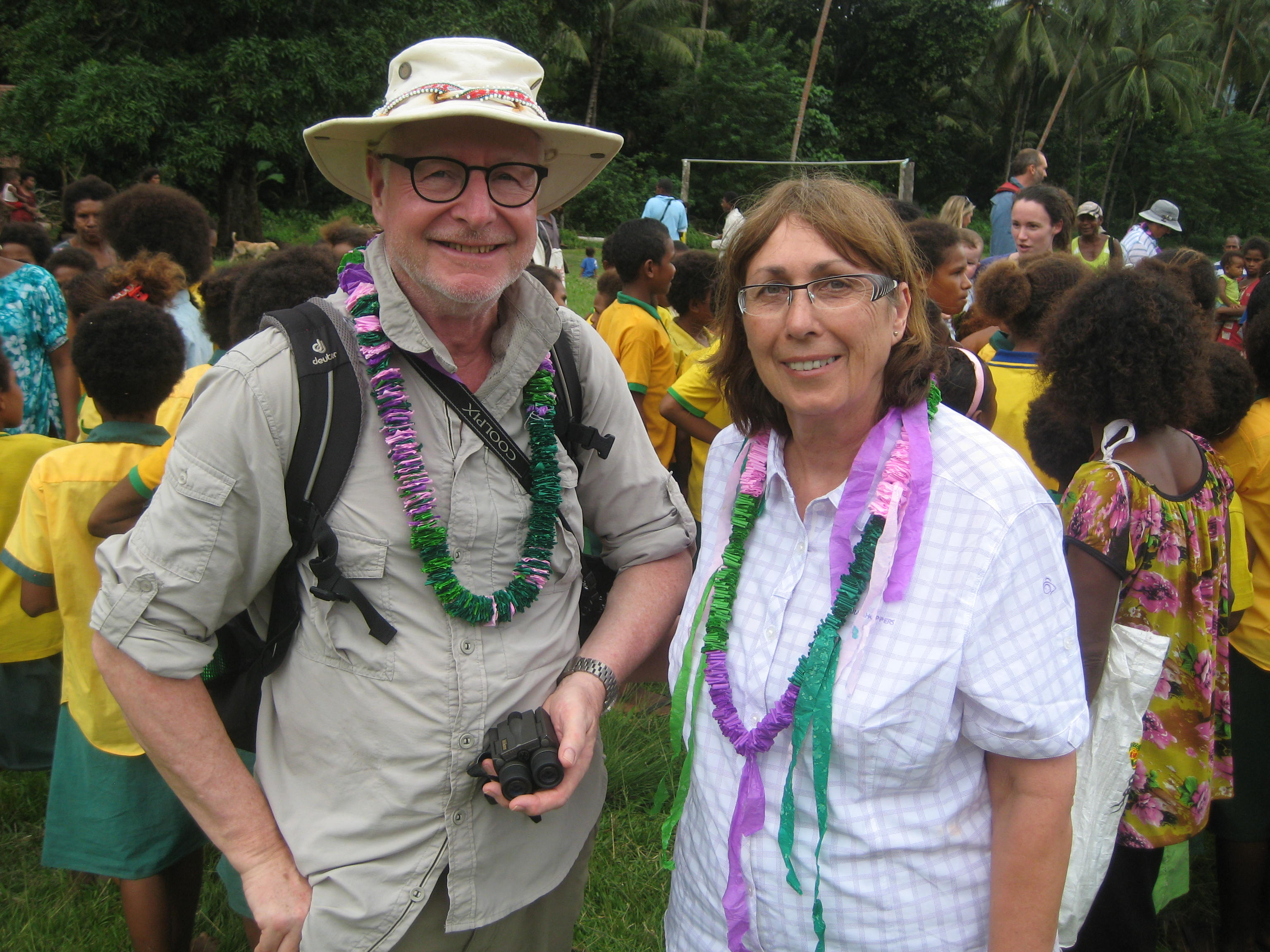 John & Anne Swindell's photo from South Pacific: Melanesia Discoverer 10 Oct 2020