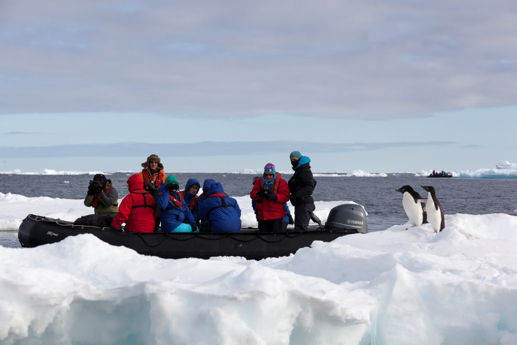 Ross Sea Antarctic Cruising: In the Wake of Scott & Shackleton 9 Feb 2019