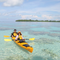 Kayaking Tropical Waters