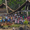 Villagers Ashore - Solomon Islands